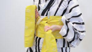 新入社員塚本の着物日記 第三回~浴衣の帯編~